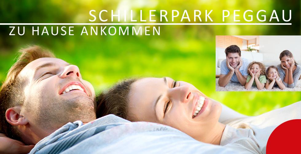 Schillerpark Peggau - Wohnen im Grünen