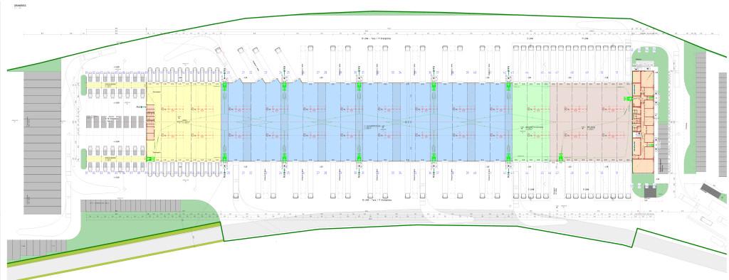 Projektierungsbeispiel Industrie- und Gewerbepark Peggau