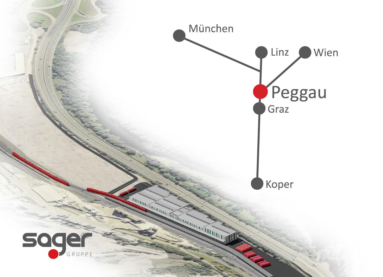 Logistikzentrum Peggau